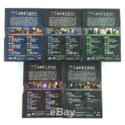 The Chameleon The Complete Season Series 1 2 3 4 DVD Box (1 To 4) (the Pretender)