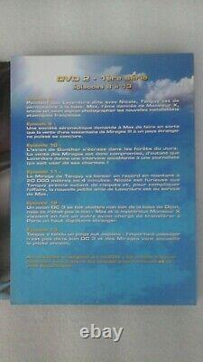 The Chevaliers Of Ciel Tanguy And Laverdure By Charlier And Uderzo Box 6 DVD