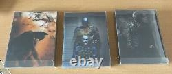The Dark Knight Trilogy Hdzeta Double Lenticular New And Sealed