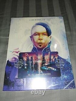 The Fifth Element Full Slip A2 Blu-ray Steelbook Kimchidvd Neuf