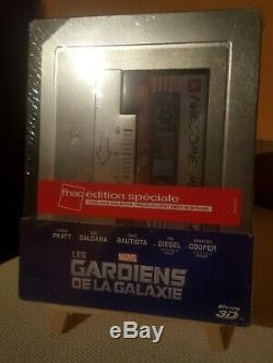 The Guardians Of The Galaxy Steelbook Fnac, New, Under Blister
