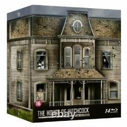 The House Of Hitchcock Collection Limited Blu-ray Box New Under Blister
