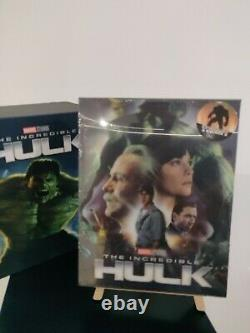 The Incredible Hulk Blufans Exclusive #30 One-click 4k Uhd