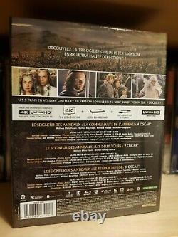 The Lord Of The Rings Trilogy 4k Ultra Hd Neuf