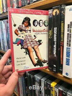 The Maladolescenza Uncut (italian Dvd) Eva Ionesco Franco Pippo Cinevox Trash