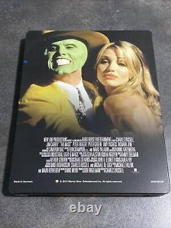 The Mask Bluray Steelbook Zavvi Uk - Bluray Vf Jim Carrey