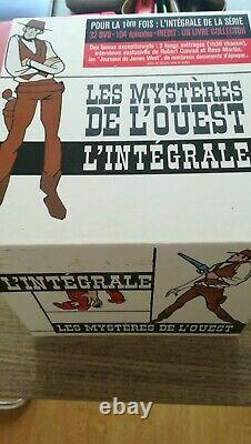 The Mysteries Of The West The Complete Box 32 DVD
