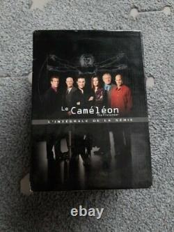 The Pretender Full Set Cameleon DVD