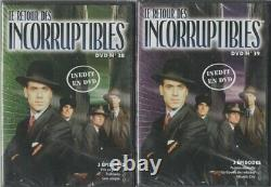 The Return Of The Incorruptibles. 33 Episodes. DVD No.36 At No.46. Lot 11 DVD