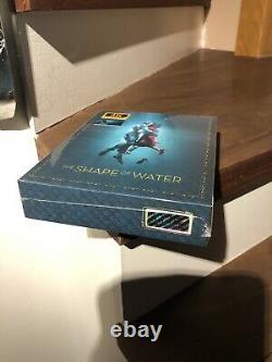 The Shape Of Water, Fac 102, Steelbook, Filmarena