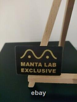 The Shape Of Water Manta Lab One Click