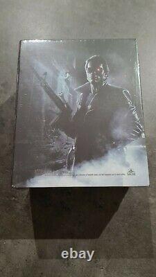 The Terminator Bluray Steelbook Hdzeta Exclusive One-click Boxset Neuf