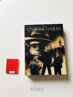 The Untouchables Cma Cinemuseum Steelbook Nine (sean Connery)