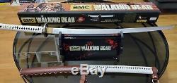 The Walking Dead Collector Sword Katana Sword Replica Michonne 1/1 Blunt