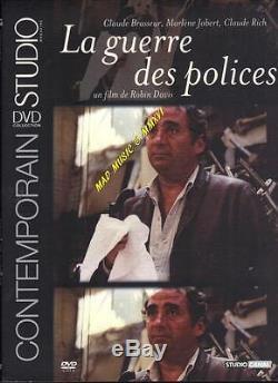 The War Of The Fonts Claude Brasseur / Marlene Jobert / Claure Rich