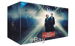 The X-files The Complete 10 Seasons Blu Ray Limited Edition