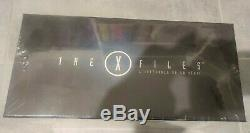The X-files The Integrale 10 Seasons Blu-ray New And Sealed