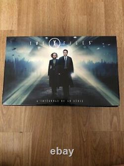 The X-files The Integrale Of The 10 Seasons Blu-ray Box, 2016, Set Of 57
