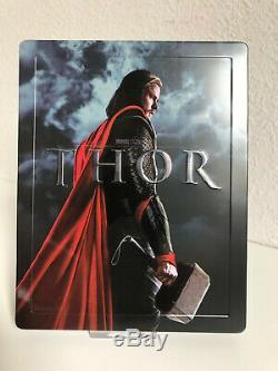 Thor Blufans Exclusive Steelbook Bluray # Be14