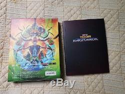 Thor Ragnarok Blufans Double Lenti & Others Steelbooks