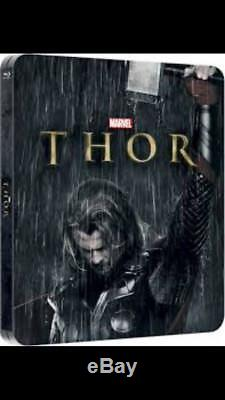 Thor Steelbook Zavvi