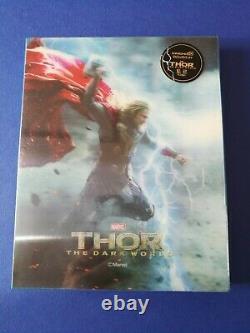 Thor The Dark World Lenticular Kimchidvd. Exclusive #9. N° 188, None Under Blister