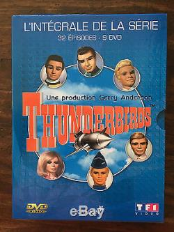 Thunderbirds. The Air Sentinels. The Integrale Of The Serie