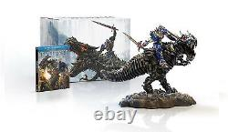 Transformers 4 Age Of Extinction Limited Edition Collector Dinobot Blu-ray
