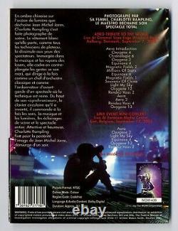 Tres Rare DVD Jean Michel Jarre Le Phenomene Digipack (music Concert)