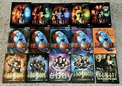 Tres Rare Lot 46 DVD Farscape The Integral Of The Series - The Film In Very Good State