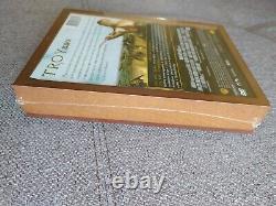 Troy Brad Pitt -korean Wooden Box Limited Collectors Edition DVD 2-discs