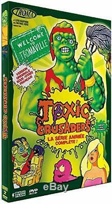 Ultimate Blu-ray Box Toxic Avenger Limited To 200 Copies With New Replica