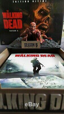 Ultimate Edition / Collector The Walking Dead Season 5 Like New Blu-ray