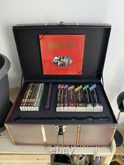 Ultimate Harry Potter Box (films-books-game-goodies) Tbe/nine Collection