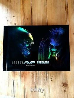 Ultra Collector Limited Edition Box Alien And Predator 9 Bluray Movies