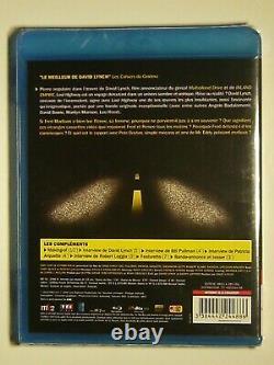 Ultra Rare! Blu-ray Lost Highway 1996 David Lynch French Edition New