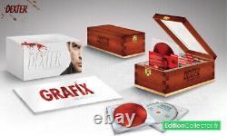 Ultra Rare Integral DVD Dexter Ed Limited Blade Box Nine Under Blister -50%