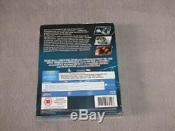 Unbreakable (unbreakable) Blu-ray Steelbook Uk Zavvi New & Sealed (vf)