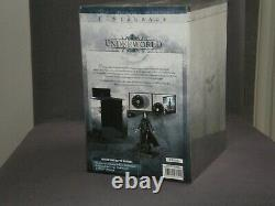 Underworld Quadrilogy Box Blu-ray Statue Selene Collectors Limited Edition