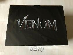 Venom Box Limited Collector's Edition Statue / Figurine 4k Ultra Hd New
