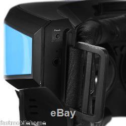 Viulux V1 Vr 3d Headset For Pc 14cm 1080p Support Object Adjustment Black