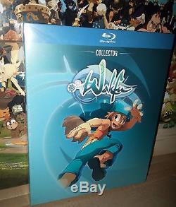 Wakfu Series Blu-ray Set