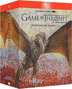 Warner Bros. Blu-ray Game Of Thrones The Integral New