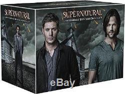 Warner Bros. Supernatural Intã © Rale Seasons 1 To 9 Neuf