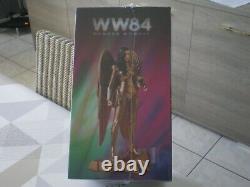 Wonder Woman 84 Blu-ray Box Bust Status Wonder Woman Collectors Edition