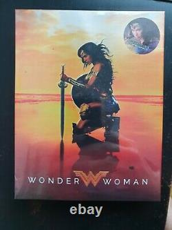 Wonder Woman Blufans Fullslip Edition Sealed 128/550