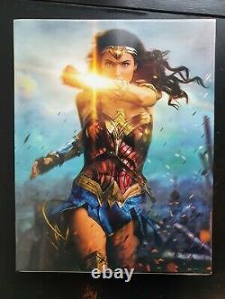 Wonder Woman Blufans Lenticular Edition Sealed 128/550