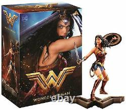 Wonder Woman Limited Collector's Edition Amazon Statue Steelbook Blu-ray 3d