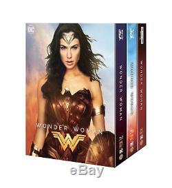 Wonder Woman One Click Boxset Manta Lab / Mantalab Exclusive Steelbook # 011