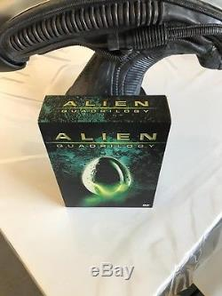 ALIEN Ultimate Series 25th Anniversary 9 DVD Edition Française